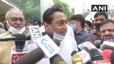 MP Assembly Bypolls 2020: Former CM Kamal Nath becomes active, visits Scindia-dominated Gwalior region, BJP tightens