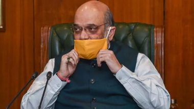 Home Minister Amit Shah Corona positive, fellow leaders and supporters wish for early recovery