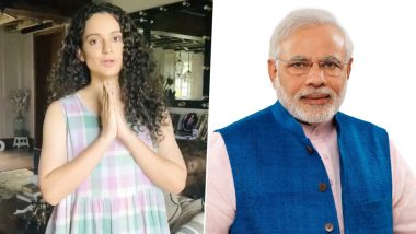 Narendra Modi Birthday: Kangana Ranaut congratulated PM Modi on his birthday by sharing the video, said- We are lucky to have a Prime Minister like you