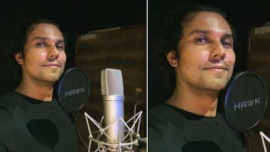 Randeep Hooda Resumes Work: Randeep Hooda returns to work with dubbing of film 'Radhey'