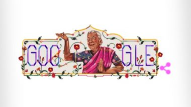 Celebrating Zohra Segal: Google made a great doodle in memory of legendary actress and dancer Zohra Sehgal