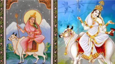 Navratri 2020 Shailaputri Puja: The Pratipada date of Navratri is dedicated to Maa Shailputri, learn the rituals, mantras and special colors of the first form of Maa Durga.