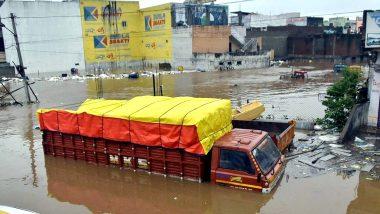 Hyderabad Rains: Heavy rain likely in Hyderabad till Wednesday, Meteorological Department issued rain alert