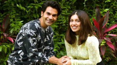 Badhaai Do: Rajkummar Rao shares photo with Bhumi Pednekar, congratulations will be seen in two