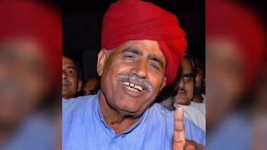 Case Registered Against Kirori Singh Bainsla: Case filed against 32 people, including Gurjar leader Kirori Singh Bainsla, for violating Corona rules during mahapanchayat