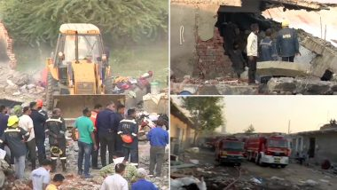 Ahmedabad Fire Accident: 9 people killed in a huge fire in a textile warehouse in Ahmedabad