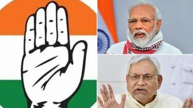 Bihar Assembly Election 2020: Congress targets NDA, says BJP-JDU misrule has ruined Bihar