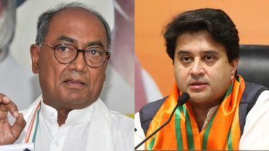 MP By-Election 2020: Jyotiraditya Scindia voted against Digvijay Singh by voting in Gwalior, said- BJP is registering a big win