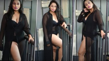 Rani Chatterjee Birthday: This bold photoshoot of Bhojpuri actress Rani Chatterjee had saved the sweat of the fans, see this viral video