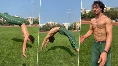 टाइगर श्रॉफ ने घायल होने के बावजूद व्यायाम करना नहीं छोड़ा, एक मजबूत वीडियो साझा किया