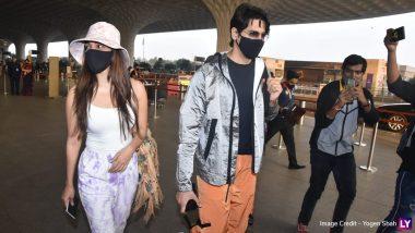 नए साल का जश्न मनाने के लिए रवाना हुए Kiara Advani और Sidharth Malhotra, एअरपोर्ट पर दिखा ऐसा अंदाज