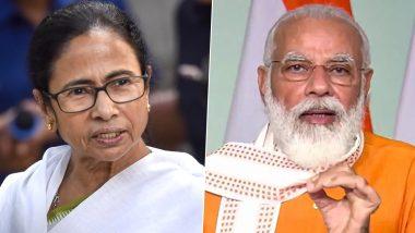 West Bengal: पीएम मोदी अब से कुछ समय बाद पहुचेंगे पश्चिम बंगाल, सीएम ममता बनर्जी कार्यक्रम में नहीं होंगी शामिल, यह है वजह