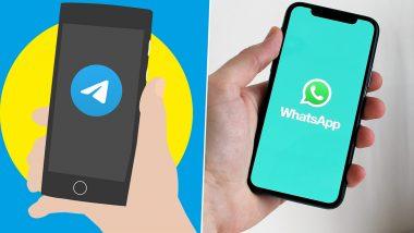 WhatsApp के विरोध के बीच बढ़ी Telegram की लगी लॉटरी, 72 घंटे में 25 मिलियन बढ़े यूजर्स