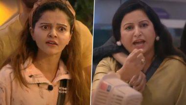 Bigg Boss 14: Sonali Phogat abuses her in fight with Rubina Dilac, Abhinav Shukla threatens to kill Rahul Vaidya