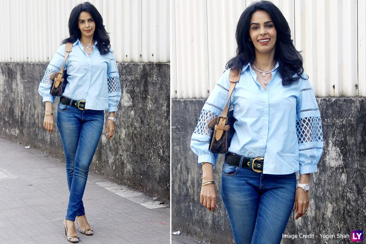 Mallika Sherawat, who made 17 kissing scenes in the film, now looks like this, see latest photos World Daily News24