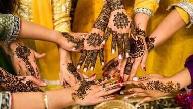Mahashivratri 2021 Mehndi Designs: महाशिवरात्रि पर अपने हाथों पर रचाएं मेहंदी, देखें लेटेस्ट और खूबसूरत डिजाइन्स