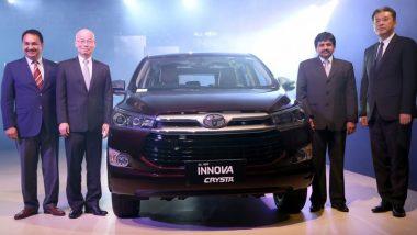 Toyota Kirloskar Motor sales up 14 percent in India