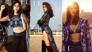 Sara Ali Khan Hot Photoshoot: Sara Ali Khan's glow on the cover page of the magazine, will make her look beautiful