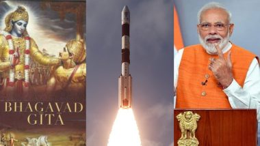 Photo of Bhagwad Geeta and PM Modi to be sent from Satish Dhawan satellite into space, ISRO will launch on 28 February