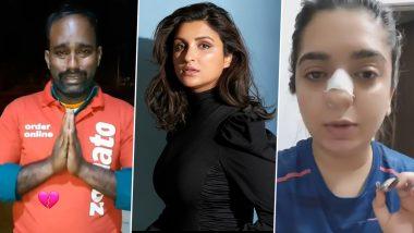 Zomato केस में डिलीवरी बॉय की मदद को आगे आईं Parineeti Chopra, ट्वीट कर की सच्चाई जानने की मांग