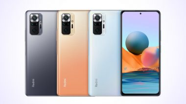 Redmi Note 10 smartphone will be launched in India today, you will be stunned by listening to the specialty of the camera