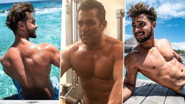 जीजा Aayush Sharma फिटनेस के मामले में दे रहे हैं Salman Khan को टक्कर, ये लेटेस्ट Photos हैं सबूत!