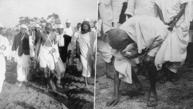 Dandi March: महात्मा गांधी के नेतृत्व में 12 मार्च 1930 को शुरु हुई थी दांडी यात्रा, जानें 24 दिनों तक चले इस सत्याग्रह का इतिहास और महत्व