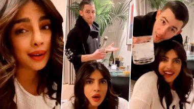 Priyanka Chopra-Nick Jonas सोमवार को करेंगे ऑस्कर नॉमिनेशन्स की घोषणा, देखें ये Video