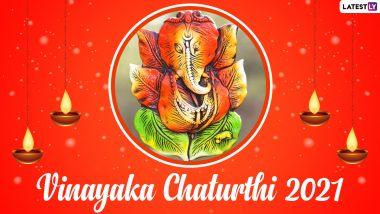 Vinayaka Chaturthi 2021: Today is Vinayaka Chaturthi, know auspicious time, worship method of Lord Ganesha, moonrise time and its importance