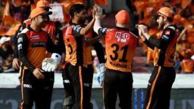 RR vs SRH 28th IPL Match 2021: रविवार को नए कप्तान केन विलियमसन की अगुवाई में राजस्थान से भिड़ेगी हैदराबाद की टीम