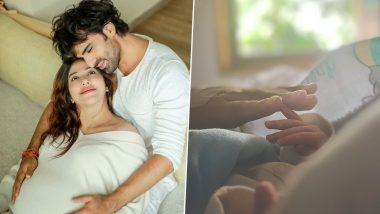 TV couple Mohit Malik and Addite Malik became parents, very cute photo surfaced on social media