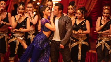Dil De Diya Song Video Out: Salman Khan-Jacqueline Fernandez's romantic chemistry filled with second song 'Radhe' released