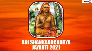 Adi Shankaracharya Jayanti 2021: When Poorna river changed its direction from Shankaracharya's mother-love, Vibhor Ho river!  Learn Adi Shankaracharya's similar divine incident!