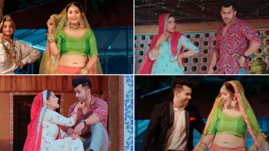 Haryanvi dancer Sapna Choudhary created a rage with the Ghaghra song, the song got so many views on YouTube