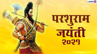 Parshuram Jayanti 2021: Parshuram Jayanti Yesterday, why did Lord Parshuram cut his mother's neck, know the auspicious time and importance