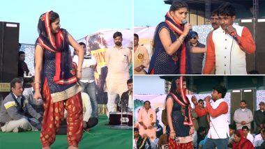 Sapna Choudhary looted a dance from the katilana dance, this video of the Haryanvi dancer was seen more than 3 crore times