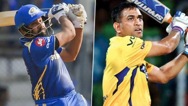 IPL 2021 CSK vs MI: आज रोहित शर्मा और एमएस धोनी के बीच होगा महामुकाबला, बन सकते है ये रिकॉर्ड