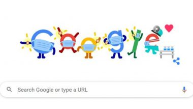 COVID-19 Vaccine Google Doodle: Google Made Special Doodle Regarding 'Kovid-19 Vaccine', Safety Tips Explained With Importance Of Vaccine