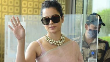 Kangana Ranaut's bodyguard arrested by Mumbai Police, absconding in case of fraud