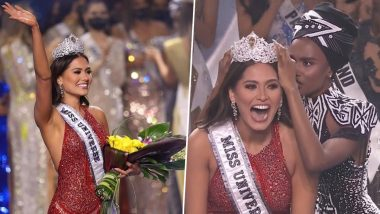 Andrea Meza of Mexico wins Miss Universe 2020, winning the title by giving such reply on COVID-19
