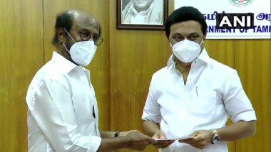 Rajnikanth Donates for COVID-19 Relief Fund: Rajinikanth donated 50 lakh rupees to Kovid-19 Relief Fund