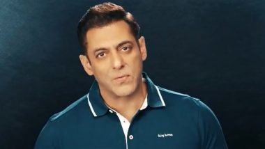 Salman Khan feared piracy before Radhe's release, seeks comments from fans by sharing video