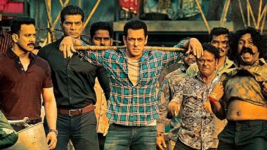 Salman Khan's Radhe Leaked Controversy: Salman Khan's manager lodged a complaint with Mumbai Police against the piracy of 'Radhey'