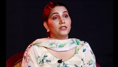 Sapna Choudhary shared a painful story by sharing a video, said - people used to make dirty comments