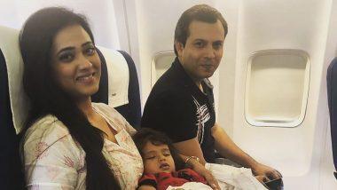 Abwinav Kohli, furious at Shweta Tiwari, said - leaving her 4-year-old son alone and went abroad, see video