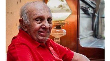 Padmashri awardee music composer Vanraj Bhatia passed away