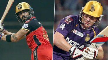 IPL 2021 KKR vs RCB: आज केकेआर और आरसीबी के बीच होगी कांटे की टक्कर, इन खिलाड़ियों पर होगी सबकी नजर