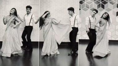 Yuzvendra Chahal's wife Dhanashree Verma dominates social media, dances on Kishore Kumar's song (Video)