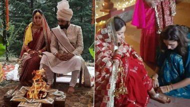 Yami Gautam-Aditya Dhar Married: Inside photos of Yami and Aditya's wedding surfaced, did you see?