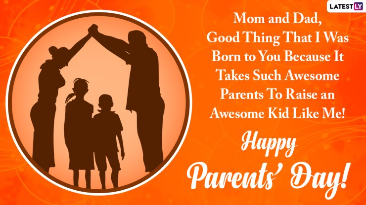 Global Day of Parents 2021 Wishes: Wish you good luck by sending WhatsApp Stickers, Messages, HD Images and Quotes on Global Parent's Day World Daily News24